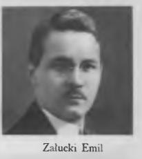 Znani zwidzenia – Emilian Załucki