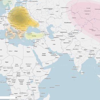Pochodzenie etniczne na podstawie DNA