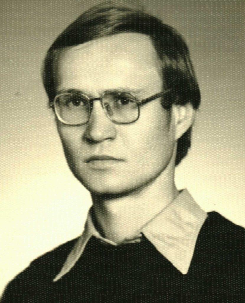 Młody Wojciech Małłek