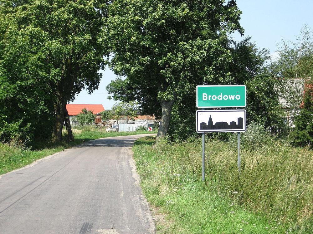 Brodowo - rodzinna miejscowość mazurskich Małłków