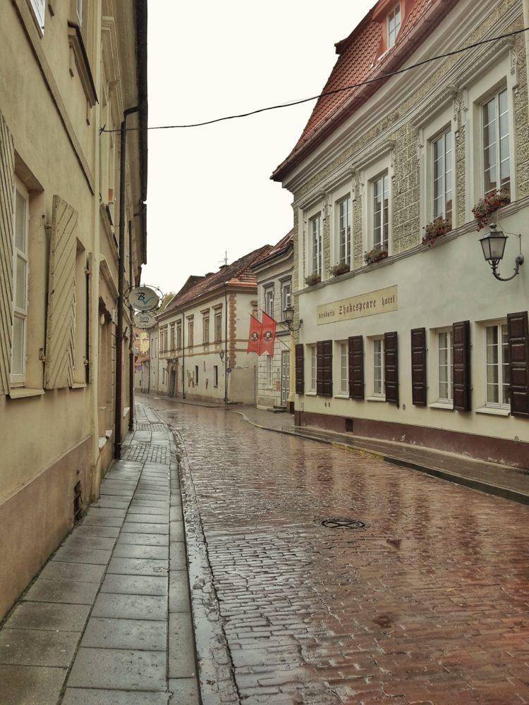 Tropy litewskie