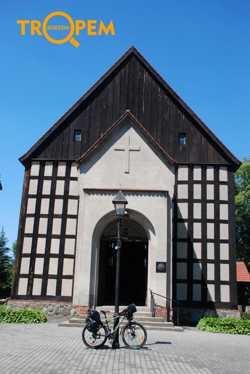 Kościół podwezwaniem św Katarzyny.