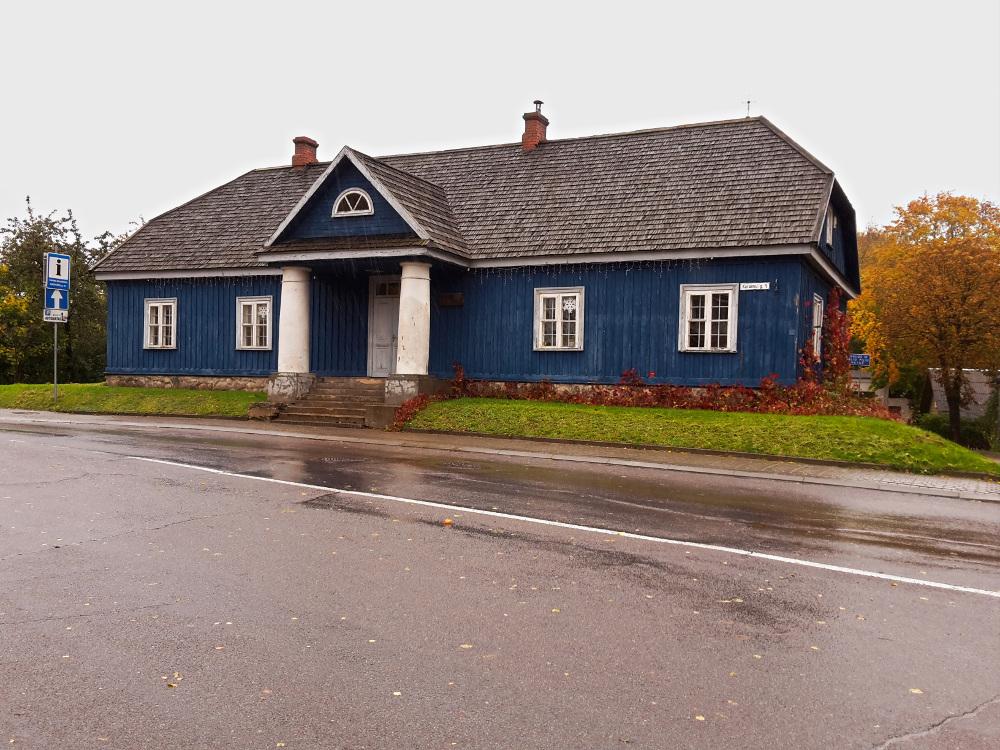 Dom wTrokach