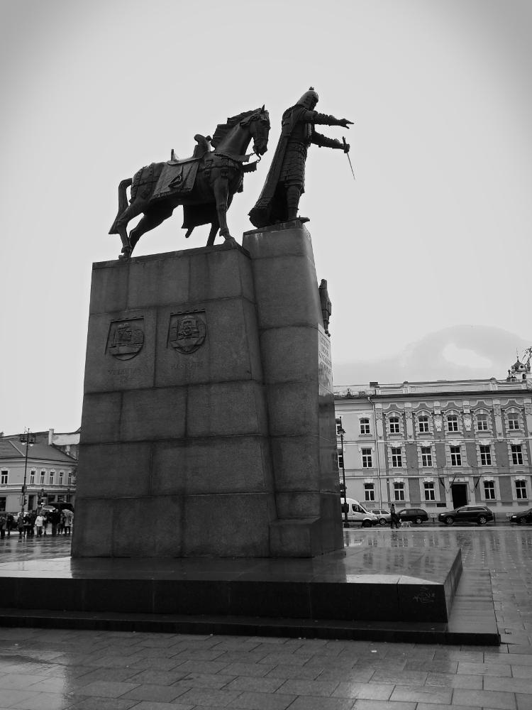Pomnik Giedymina