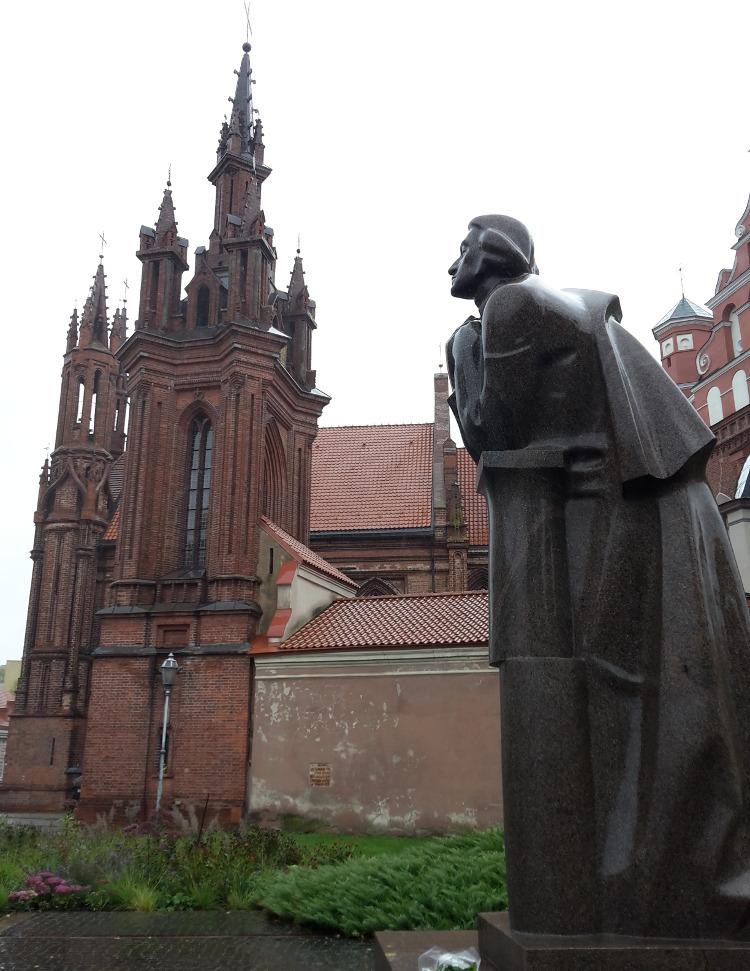 Pomnik Adama Mickiewicza