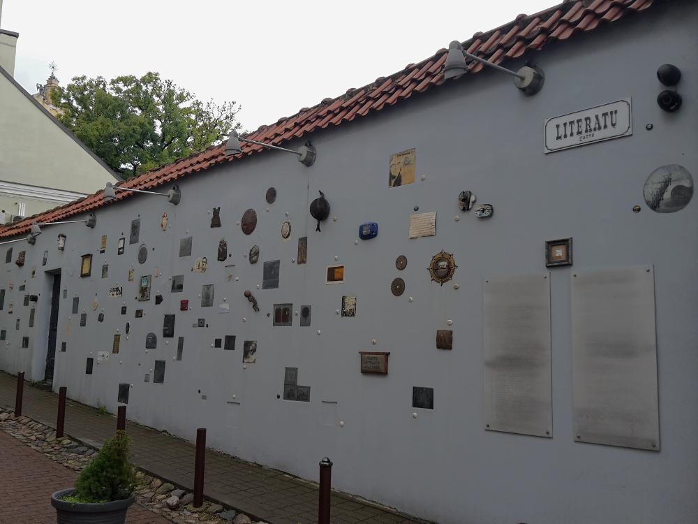 Ulica Literatów