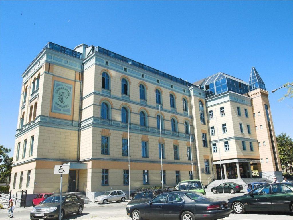 Uniwersytet Opolski. Fot.Wikipedia