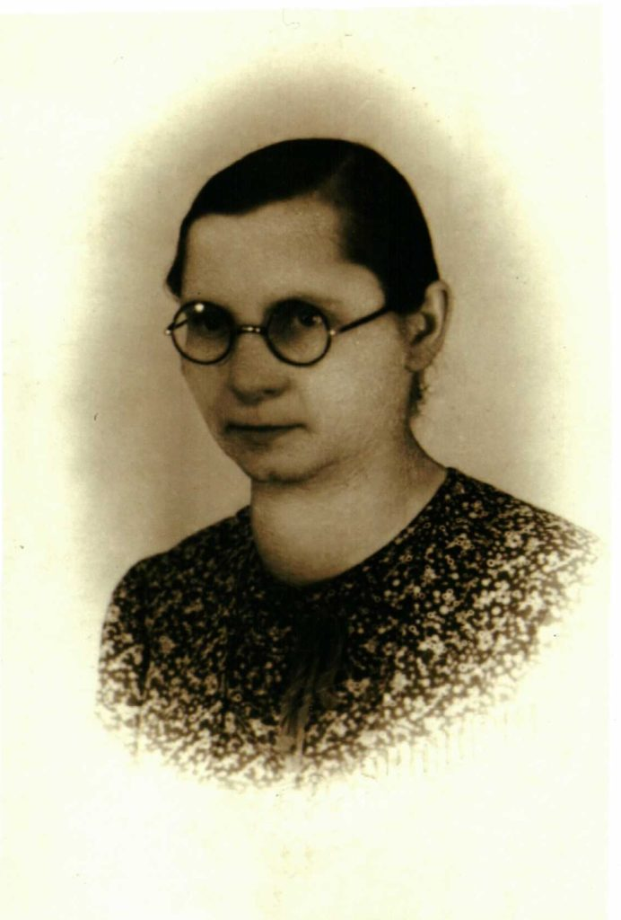 Surowa prababcia Teresa Osińska