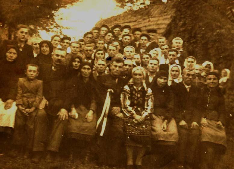 Album rodzinny – Burakówka