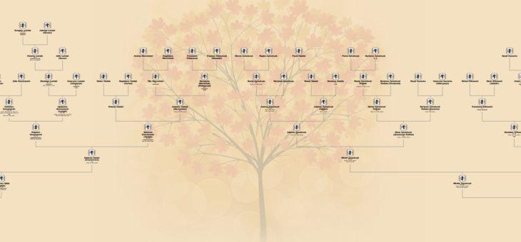 Mojedrzewo genealogiczne