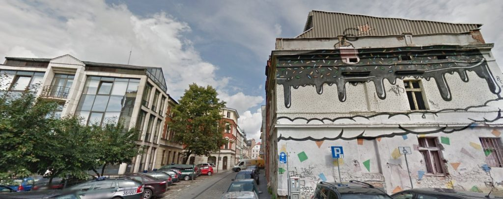 ...w zasadzie ulice dalej Fot.StreetView