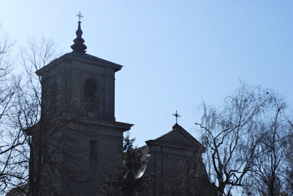 Kościół pw.św.Trójcy wŁobżenicy zprzełomu XV iXVI wieku