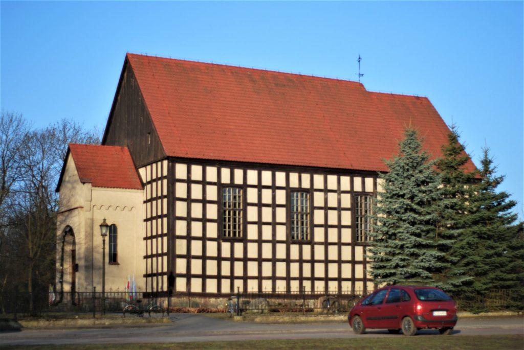 Kościół Rzymskokatolicki pw.św.Katarzyny Aleksandryjskiej z1781 roku