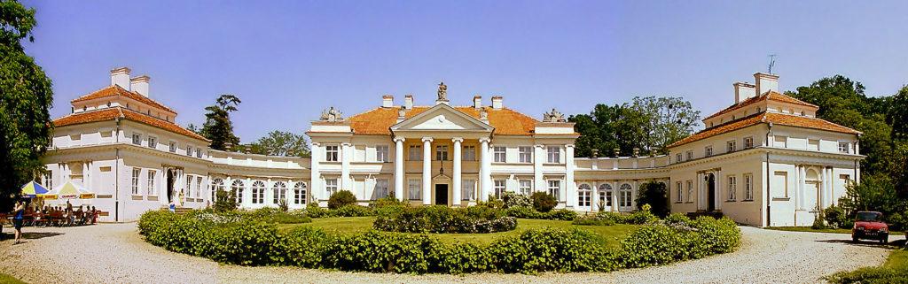 Pałac Gorzeńskich wŚmiełowie