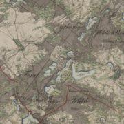 Mapa Schröttera