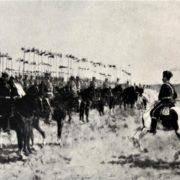 W czasie pokoju iwczasie wojny. Königsjäger zu Pferde Nr.1